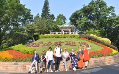 FAM TRIP to South China